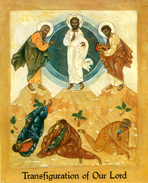8th Sunday after Pentecost; Post-Feast of the Holy Transfiguration of Our Lord, God and Saviour Jesus Christ