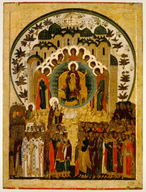 Tuesday, December 26, 2017 Post-feast of the Nativity of Christ; Synaxis of the Most Holy Mother of God; The Holy Priest-Martyr Euthymius, Bishop of Sardis (824)