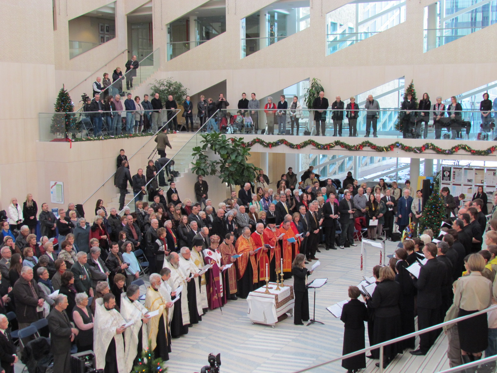Address to the Assembly – The 78th Commemoration of the Anniversary of the Holodomor 1932-33 in Ukraine