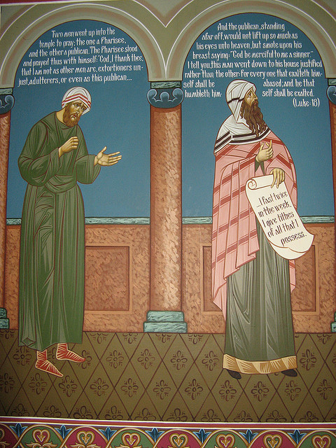 February 10; Sunday of the Publican and the Pharisee, Tone 5; The Holy Martyr Charalampius (193-211)