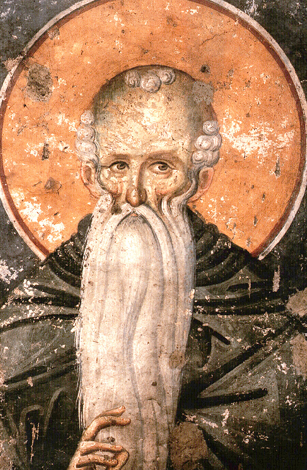Jan 20; Venerable and God-bearing Father Euthymius