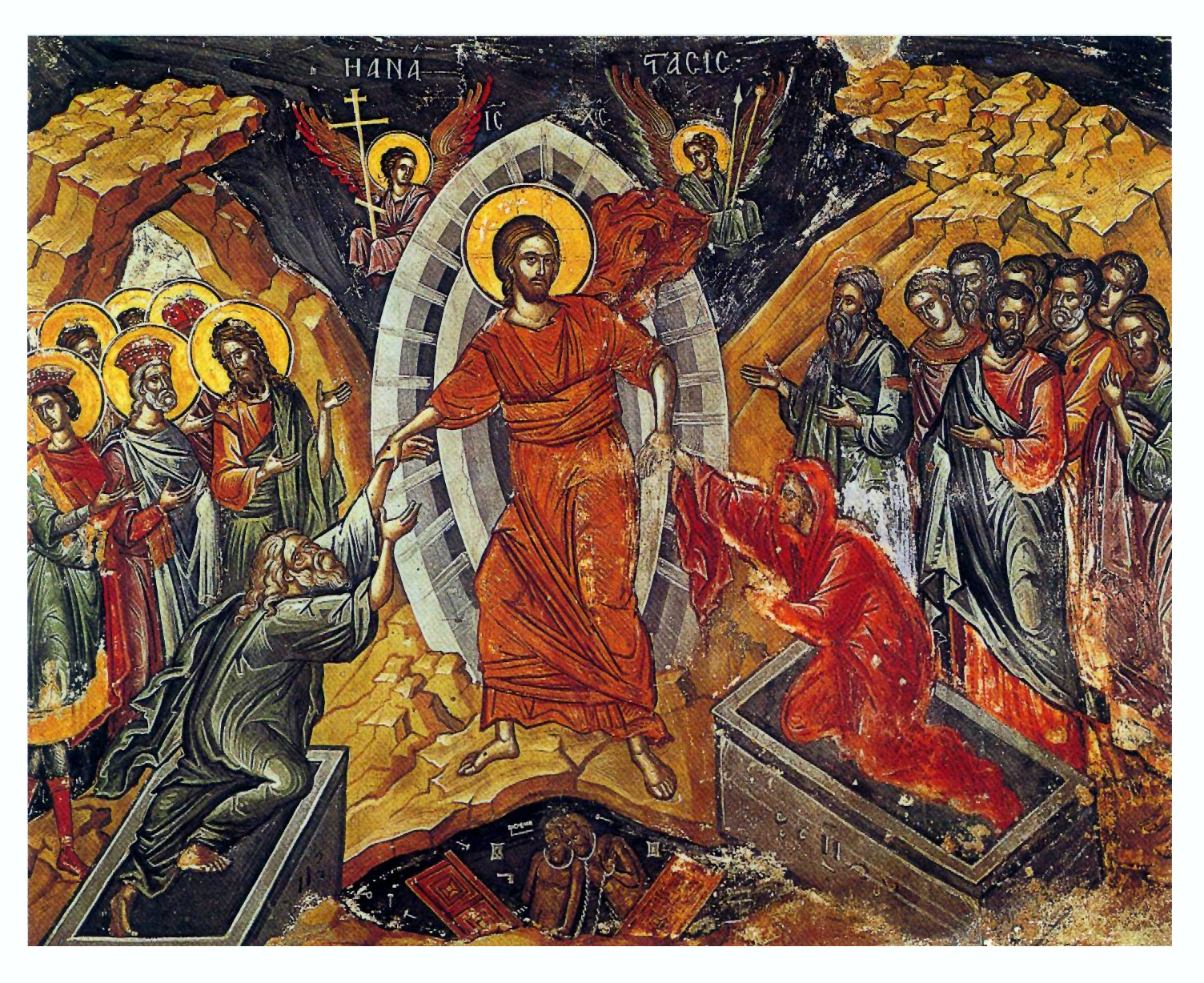 Sat, March 31 – Vespers-Liturgy on Great and Holy Saturday