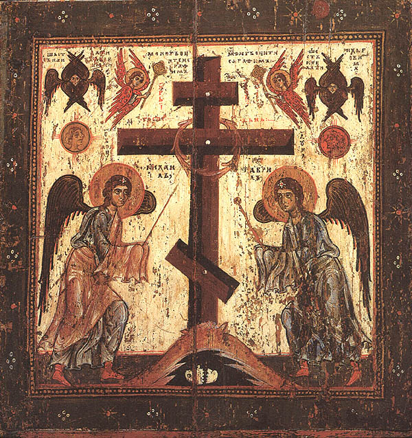 March 24, 2019; Third Sunday of the Great Fast: Veneration of the Holy Cross, Octoechos Tone 3. Fore-feast of the Annunciation of the Mother of God
