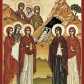 3rd Sunday of Pascha: Sunday of the Myrrhbearing Women