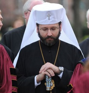 Who is Patriarch Sviatoslav?
