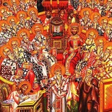 7th Sunday of Pascha: Sunday of the Holy Fathers of First Ecumenical Council of Nicaea