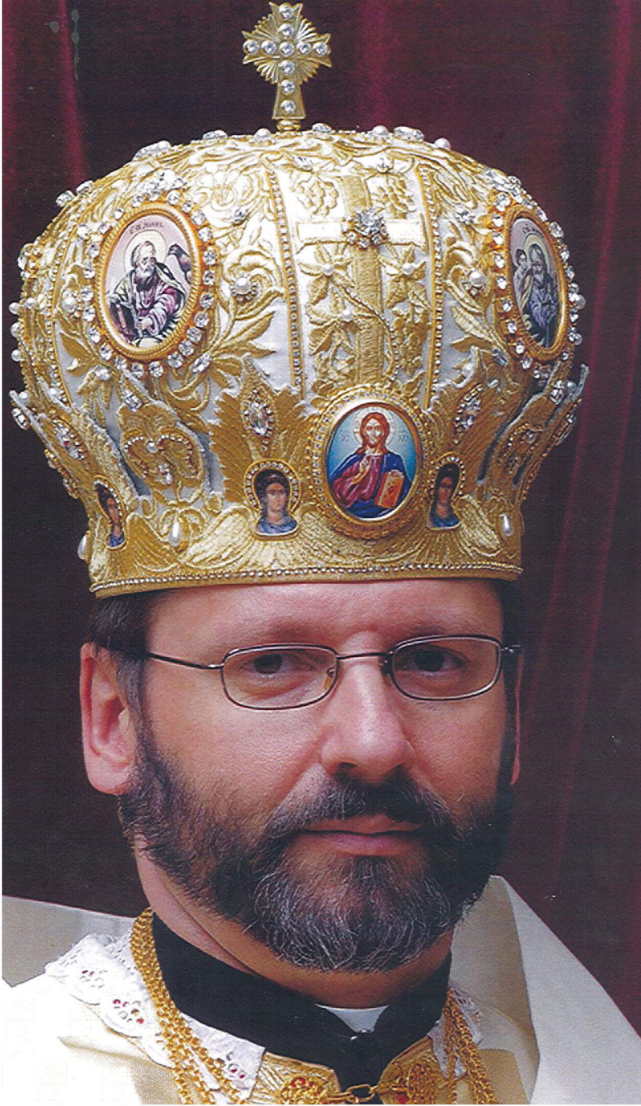 First Pastoral Visit of His Beatitude Patriarch Sviatoslav