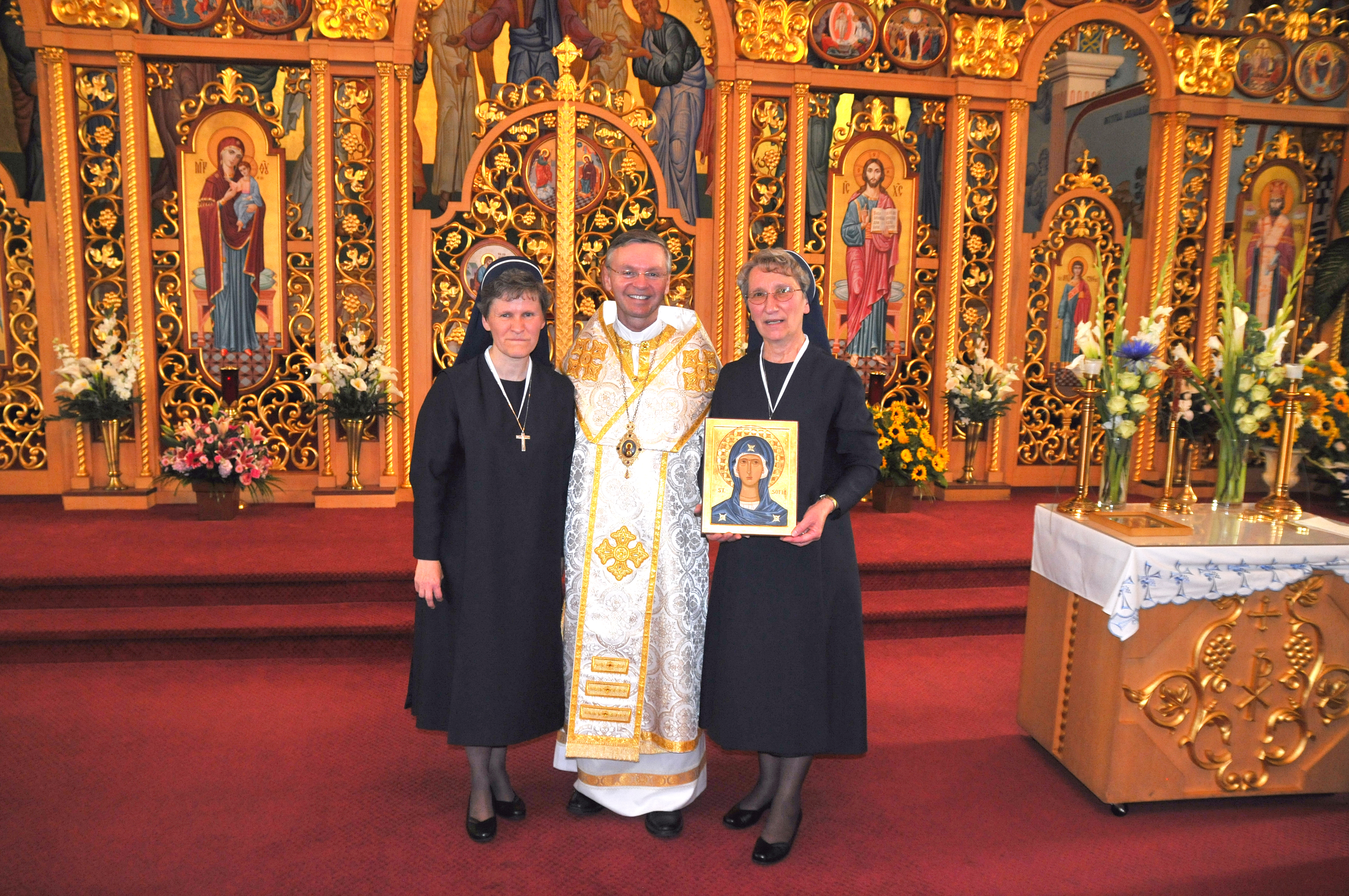 Jubilee Anniversary for two of our Sister Servants of Mary Immaculate
