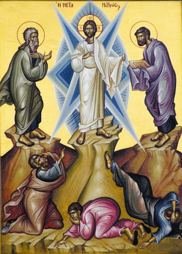 August 6, 2018 – Holy Transfiguration of our Lord God and Saviour Jesus Christ