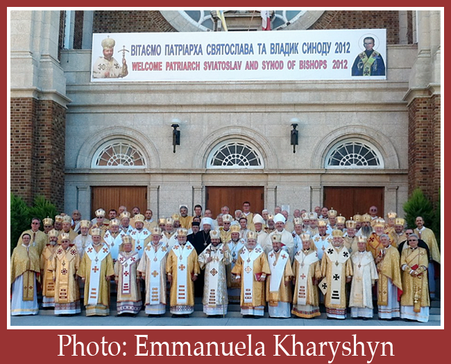 Communiqué re: Synod of Bishops of the Ukrainian Greek Catholic Church
