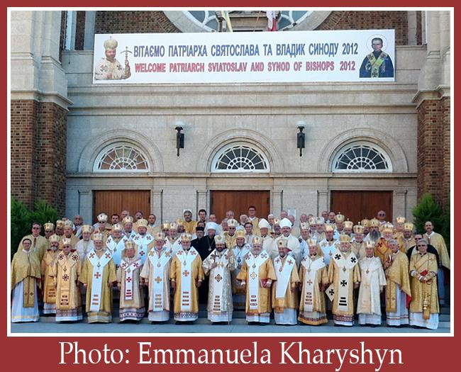 Комунікат Синоду Єпископів 2012 року Божого Української Греко-Католицької Церкви