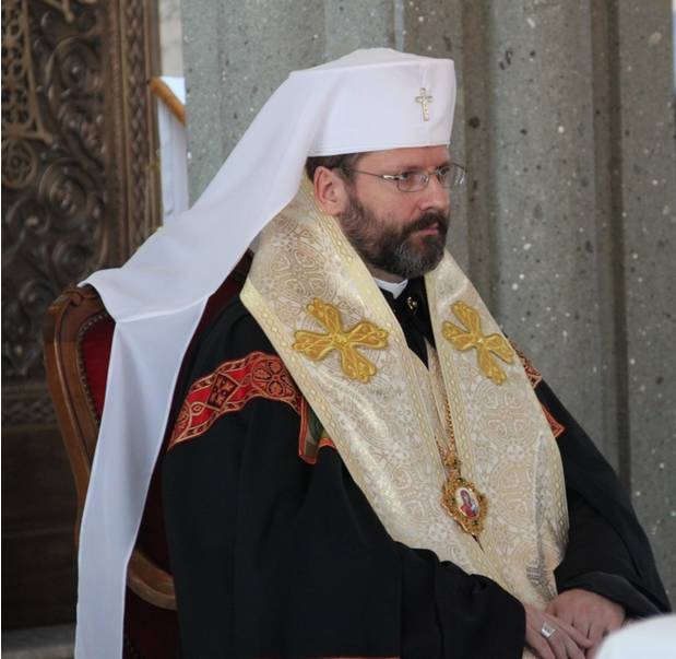 PHOTOS: Pilgrimage to Rome with Patriarch Sviatoslav Oct 13-15, 2012