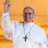 Prayer for the Pope Francis