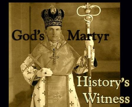 God's Martyr, History's Witness: Blessed Nykyta Budka the First Ukrainian Greek-Catholic Bishop of Canada