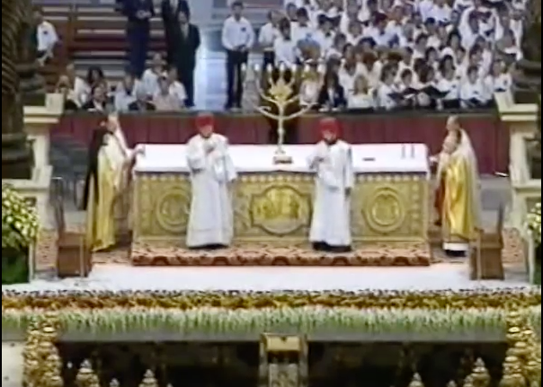 VIDEO: Divine Liturgy to Commemorate the 400th Anniversary of the Union of Brest – July 7, 1996