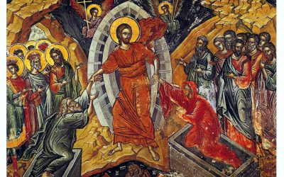 Sun, April 1 – Pascha: The Feast of the Resurrection of our Lord God and Saviour, Jesus Christ