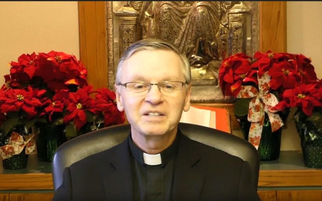 VIDEO: Bishop David's Nativity Greeting 2017 (ENG/UKR)