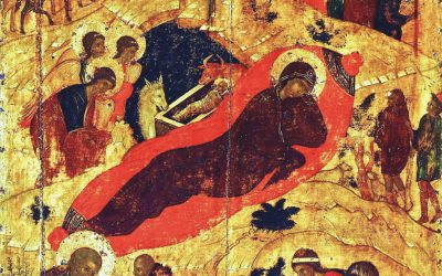 Dec 23, 2018; Sunday before the Nativity of Christ, Tone 6; the Ten Holy Martyrs of Crete (249-51)