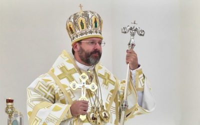 His Beatitude Patriarch Sviatoslav' 2018 Paschal Message (ENG/UKR)