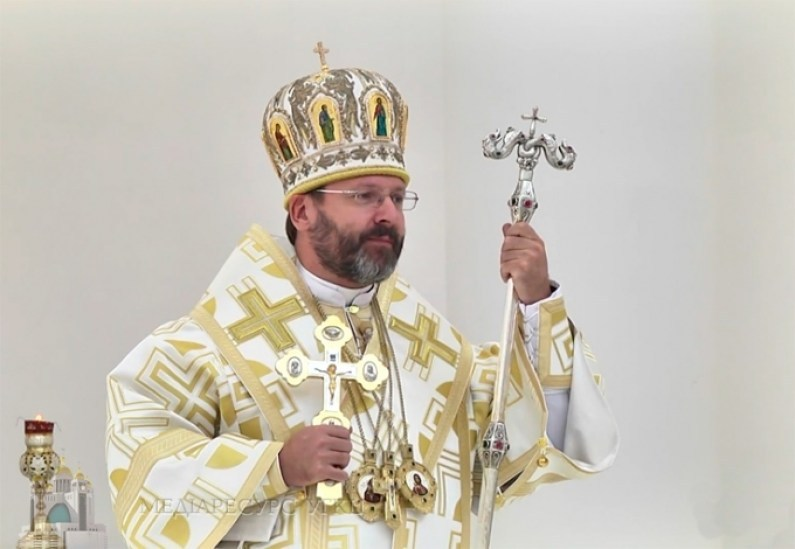 EASTER PASTORAL LETTER OF HIS BEATITUDE SVIATOSLAV 2019 (ENG/UKR)