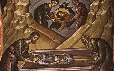 Feb 24; Liturgy of the Presanctified Gifts for The First and Second Finding of the Precious Head of the Holy, Glorious Prophet and Forerunner John the Baptist