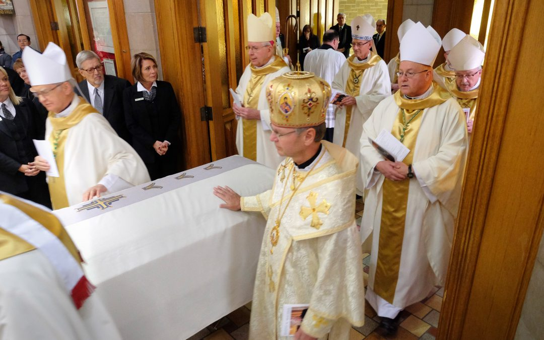 Photos: Archbishop Joseph N. MacNeil's Funeral