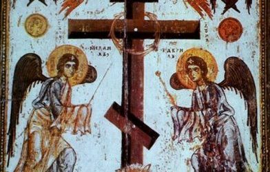 March 4 – Third Sunday of the Great Fast: Veneration of the Holy Cross, Tone 6; Our Venerable Father Gerasimus of the Jordan (475)