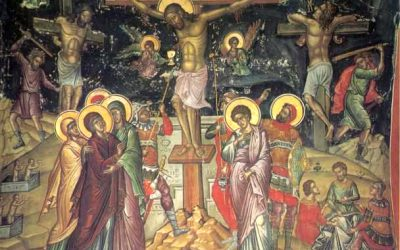 April 19; Vespers with the Laying Out of the Holy Shroud on Great Friday