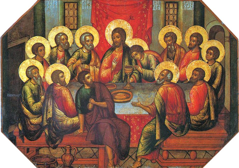 Thurs, March 29 – Vespers-Liturgy on Great and Holy Thursday