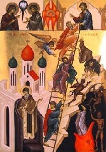 Sunday, March 11 – Fourth Sunday of the Great Fast: St. John Climacus, Tone 7; Our Holy Father Sophronius, Patriarch of Jerusalem (638)