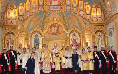 A Day of Gratitude Celebrates Restoration of Historic Cathedral