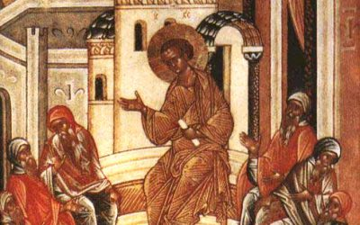 May 6; Mid-Pentecost; The Holy, Just and Long-suffering Job