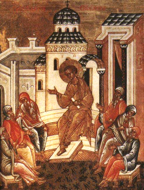 April 25 – Mid-Pentecost; the Holy Apostle and Evangelist Mark (54-68)