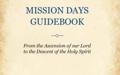 Mission Days 2018 – May 09-May 20