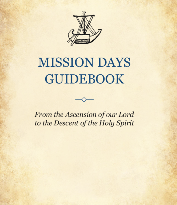 Mission Days 2018 – May 09-May 20