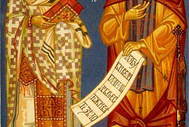 May 11; Holy Cyril and Methodius, Teachers of the Slavs and Equals to the Apostles