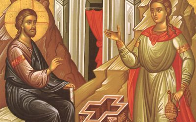 May 10; Fifth Sunday after Pascha – Sunday of the Samaritan Woman