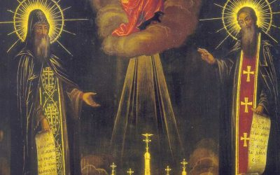 July 10; Our Venerable Father Anthony of the Monastery of the Caves in Kiev