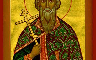 July 15: The Holy Grand Prince Vladimir (Volodymyr), Equal-to-the-Apostles