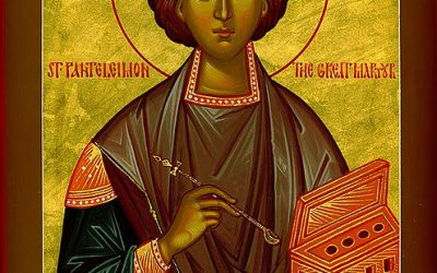 July 27, 2018 – Holy Great Martyr and Healer Panteleimon