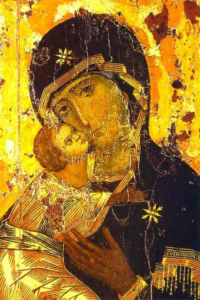 "August 26, 2018 – Fourteenth Sunday after Pentecost, Tone 5; the Holy Martyrs Adrian and Natalia (286-305); Vyshhorod Icon of the Mother of God (""Our Lady of Vladimir"")"