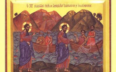 June 3 – Second Sunday after Pentecost, Tone 1; Holy Martyr Lucillianus and those with him (Apostles' Fast)