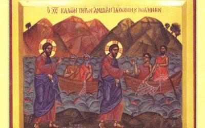 June 06; Second Sunday after Pentecost, Tone 1
