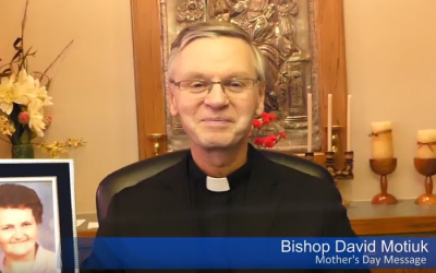 Bishop David Mother's Day Message