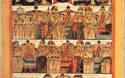 July 19; Commemoration of the First Six Ecumenical Councils