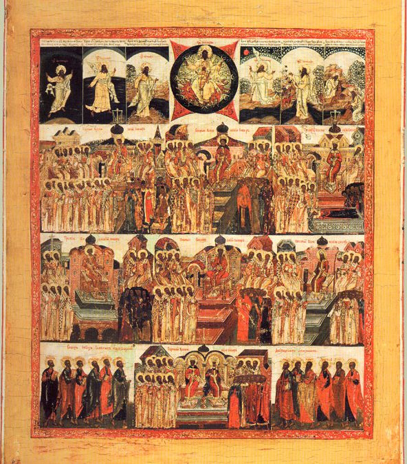 July 22, 2018 – Commemoration of the First Six Ecumenical Councils, Tone 8; the Holy Myrrh-bearer and Equal-to-the-Apostles Mary Magdalene; Return of the Relics of the Priest-Martyr Phocas