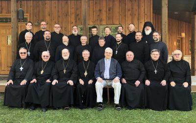 Clergy Retreat 2018
