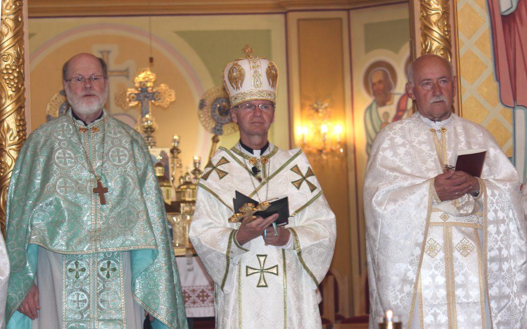 The Breath of Life: Ukrainian community celebrates a very special Pentecost