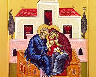 Sept 9, 2018; Sunday before the Exaltation of the Cross, Tone 7; Post-feast of the Nativity of the Mother of God; Holy and Righteous Forebears of God Joachim and Anna; the Holy Martyr Severian (321-23)
