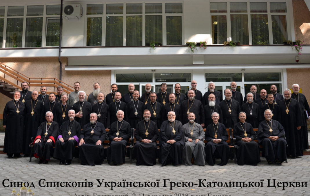 2018 Synod of Bishops Resolutions – English/Ukrainian